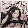 Die Fee der Frühlingsblüte – Fantasy Art mit Aquarellfarben – Anleitung von Rebecca Sinz