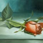 Wassertropfen malen, wie malt man Wassertropfen auf Blumen und Früchten