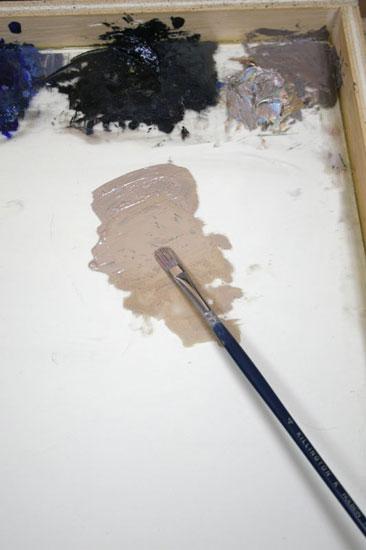 landschaftsbilder malen mit lfarben schritt f r schritt anleitung wie malt zeichnen. Black Bedroom Furniture Sets. Home Design Ideas