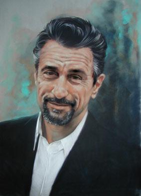Portrait von Robert de...