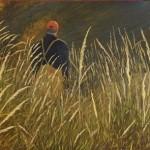 Acryl Anleitung Gras malen  – Brian Rice