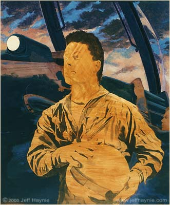 Portrait malen mit Ölfarben - Online Kurs professionell Malen von  Jeff Haynie