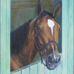 Ein Pferd malen mit Ölfarben –Klassische Methode