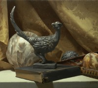 Professionell Malen lernen – Stillleben malen im Atelier Trompe l'oeil