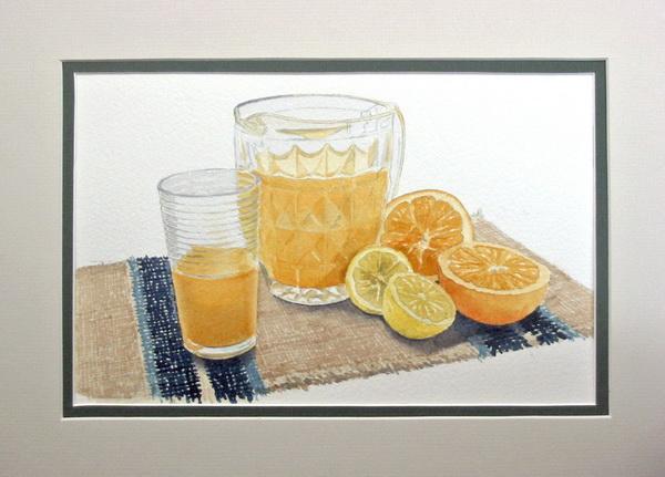 Glas Malen Mit Aquarellfarben Gläser Malen John Fisher Wie Malt