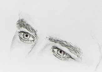 Gesichter Zeichnen Lernen Details Nase Mund Augen Ohren Claudia